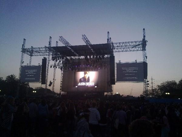 Hayarkon Park Tel Aviv Concerts